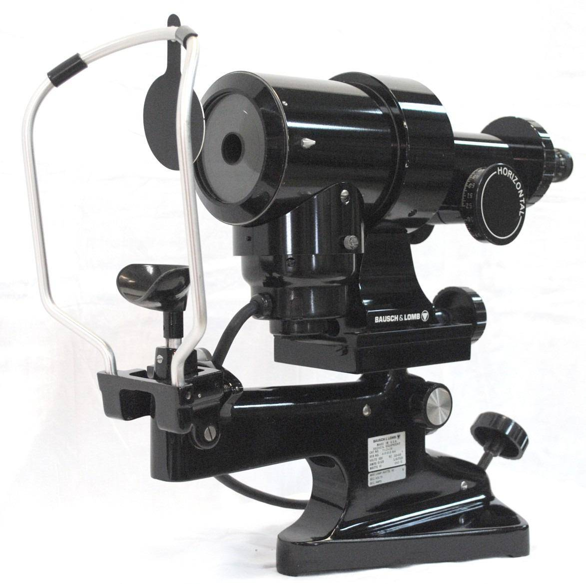 Bausch And Lomb Keratometer