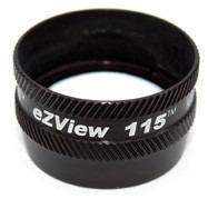 ION Vision ezView 115 slit lamp lens