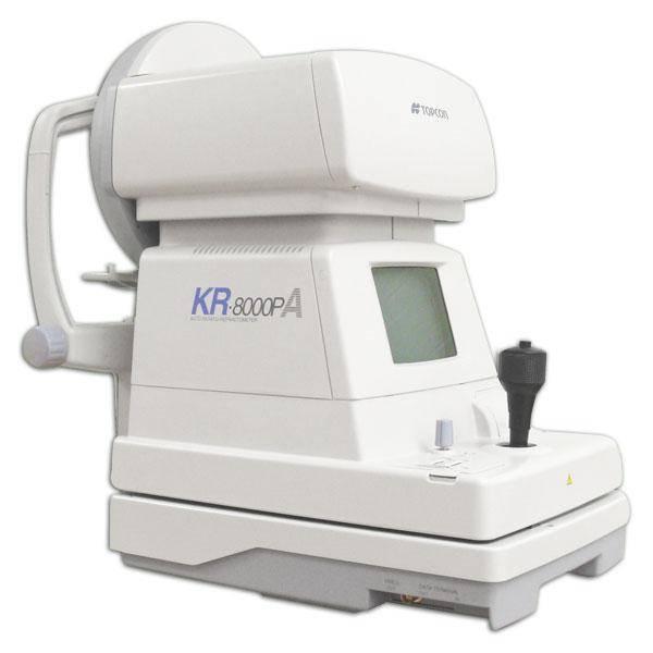 Topcon KR-8000PA Autorefractor Keratometer Topographer