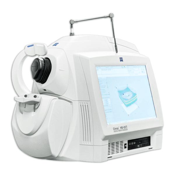 Zeiss Cirrus HD-OCT 4000