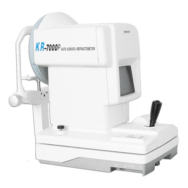 Topcon KR7000P Autorefractor Keratometer Topographer