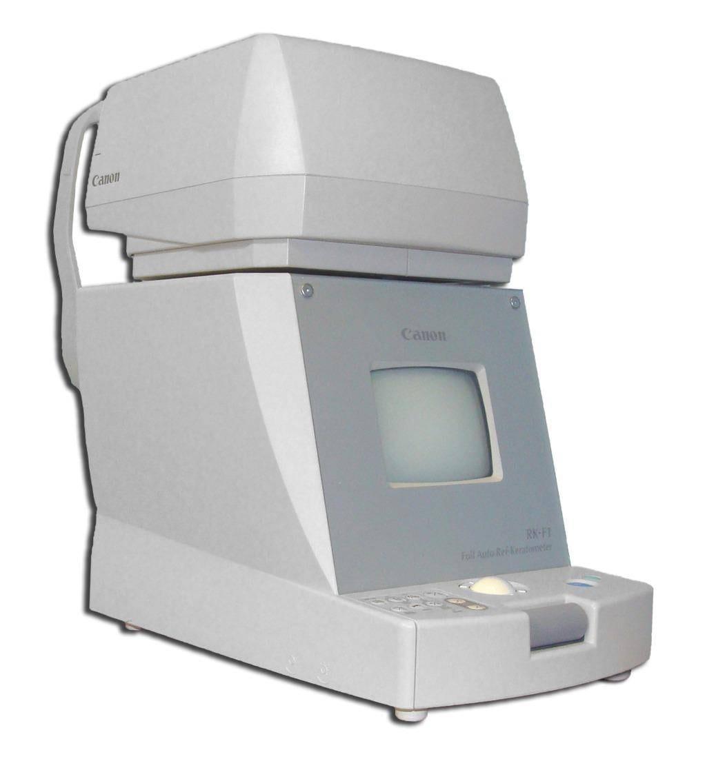 Canon RK-F1 Auto Refractor Keratometer