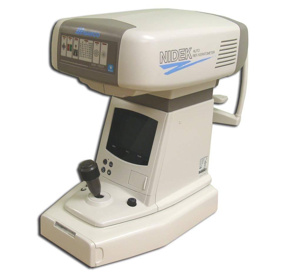 Nidek ARK-760A Autorefractor Keratometer