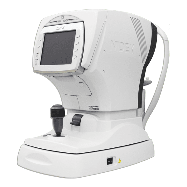 NIDEK ARK-500A Autorefractor Keratometer