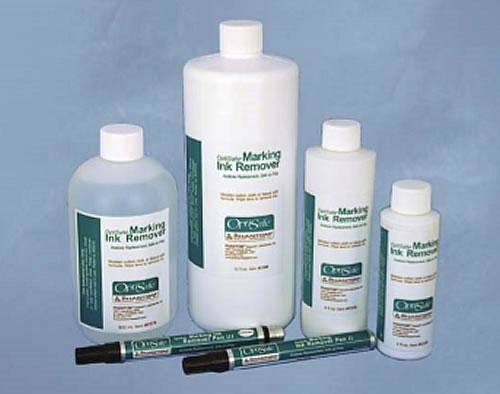 OptiSafe ® Marking Ink Remover