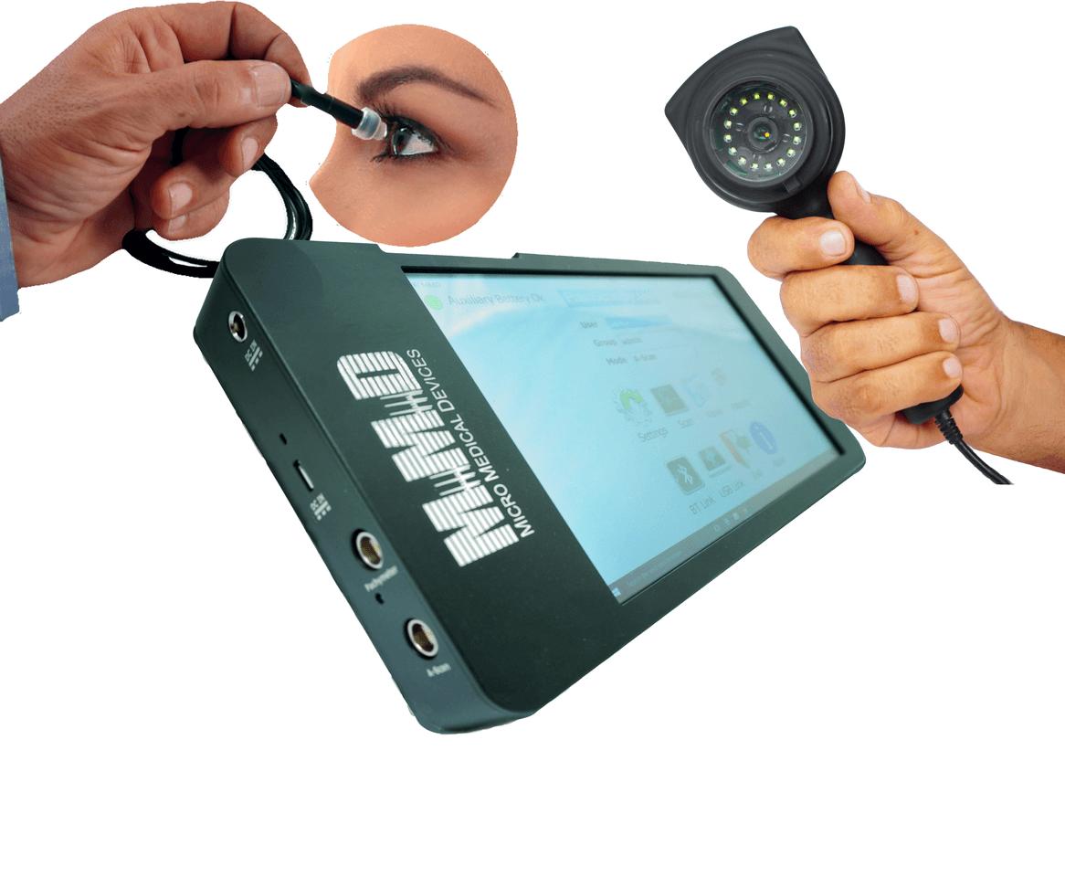 PalmScanPRO-A Scan Keratometer