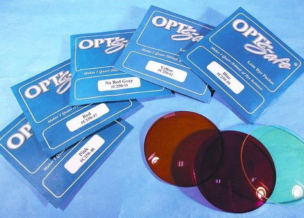 Phantom OptiSafe Lens Dye Packets
