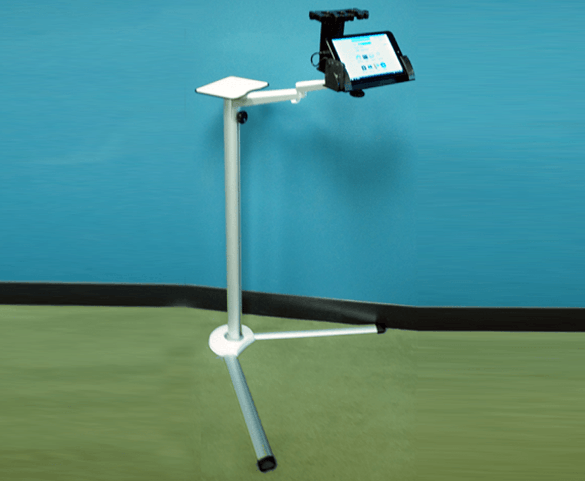 ALMSCAN WORKSTATION – FLOOR MOUNT