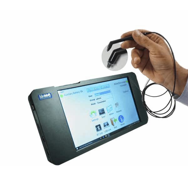 PalmScan P2000T