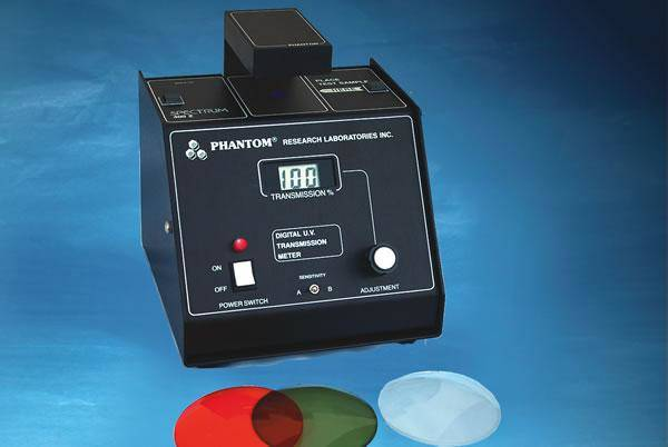 Digital UV Transmission Meter Spectrum 400Z