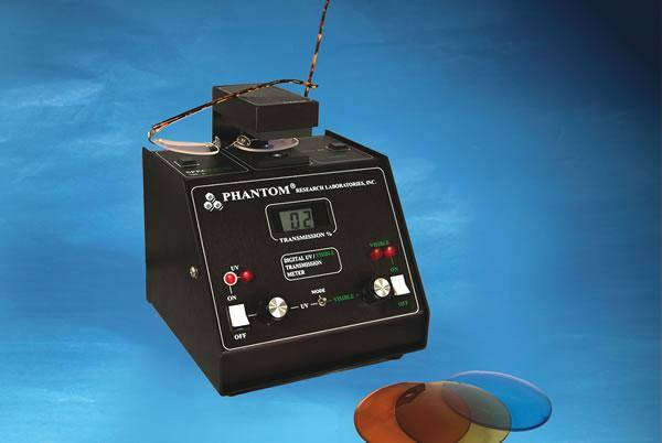Digital UV/Visible Transmission Meter Model Spectrum 700VU