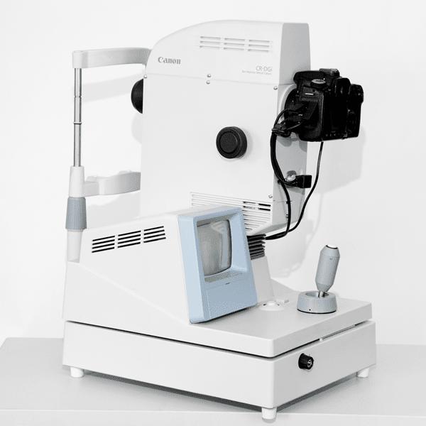 Canon DGi Digital Fundus Camera