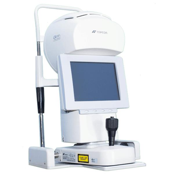 Topcon CA-200 Corneal Analyzer