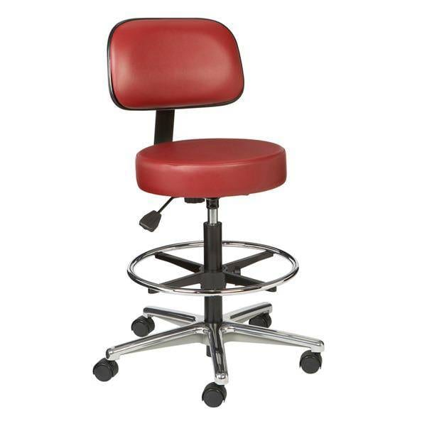 Brewer Model Vbrm 3 C Ophthalmic Round Series Exam Stool