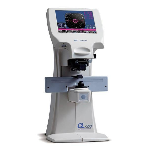 Topcon CL 300 Auto Lensmeter