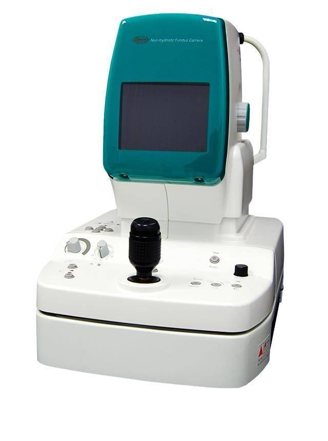 Nonmyd α-DⅢ Retinal Camera