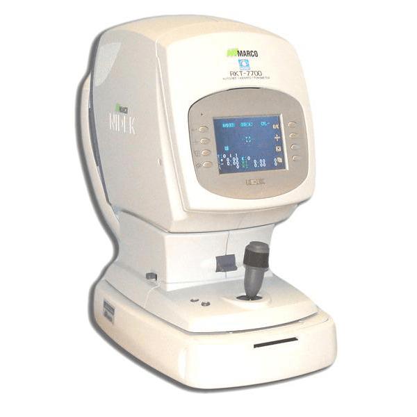 Quantel Medical Axis Nano A-Scan