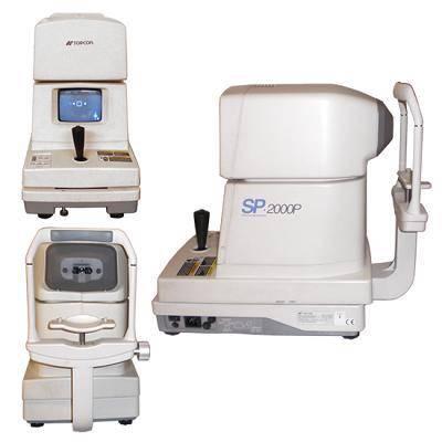 Topcon Specular Microscope SP-2000P