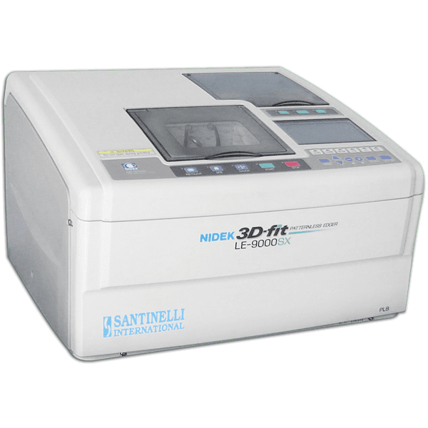 Santinelli LE 9000 SX Patternless Lens Edger