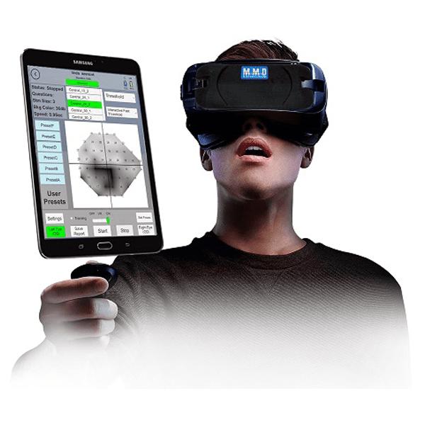 MMD Visual Field Analyzer – PalmScan VF2000